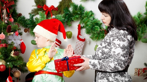 Managing unwanted Christmas gifts